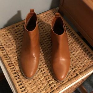 Chaps by Ralph Lauren- ankle booties size 8.5
